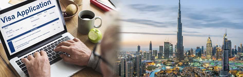 Dubai Online Vize 2018